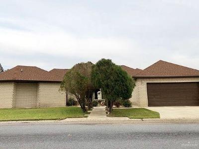 Pharr Single Family Home For Sale: 409 Melanie Drive