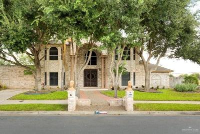 McAllen Single Family Home For Sale: 6500 N Cynthia Street