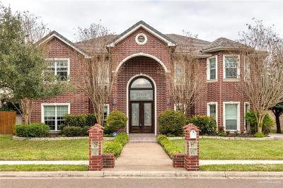 Mission Single Family Home For Sale: 1705 Stonegate Drive