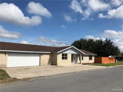 Weslaco Single Family Home For Sale: 701 N Padre Avenue