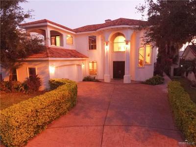 McAllen Single Family Home For Sale: 4713 Ben Hogan Drive