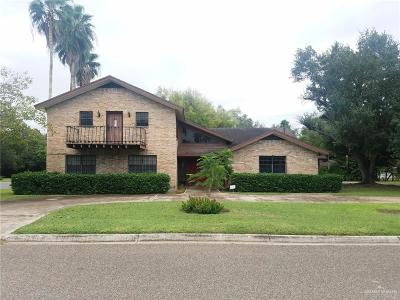 Weslaco Single Family Home For Sale: 111 Laurel Drive