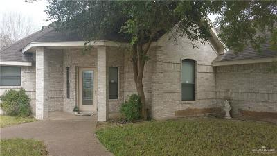 Weslaco Single Family Home For Sale: 2009 W Primrose Drive