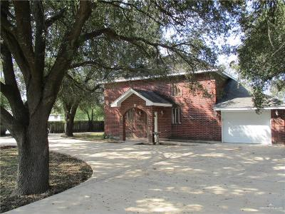 Weslaco Single Family Home For Sale: 4251 Mile 5 Road