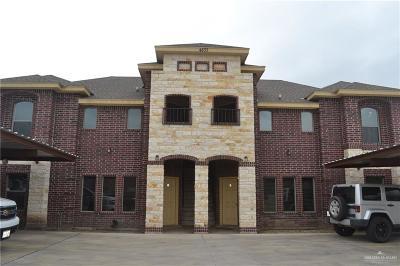 McAllen Multi Family Home For Sale: 4833 Erie Avenue