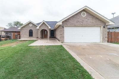 Edinburg Single Family Home For Sale: 1515 Carolina Avenue