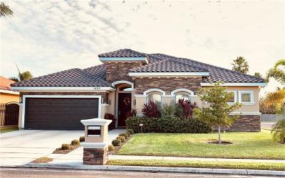 McAllen TX Single Family Home For Sale: $235,000