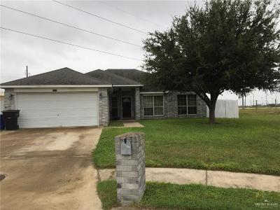 McAllen TX Single Family Home For Sale: $159,000