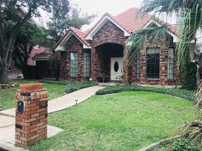 Mission Single Family Home For Sale: 1017 Rio Grande Avenue