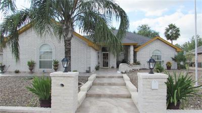 Mission Single Family Home For Sale: 2413 Fairway Court