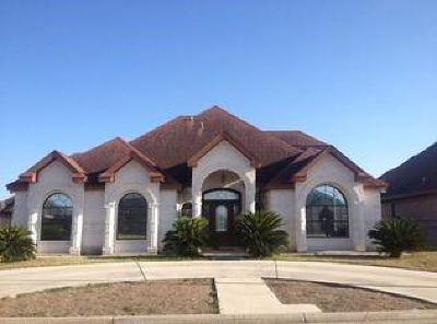 Pharr Single Family Home For Sale: 808 S Tara Drive