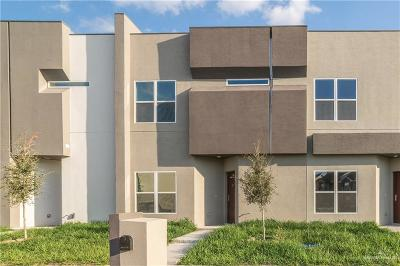McAllen Condo/Townhouse For Sale: 6700 N 4th Street