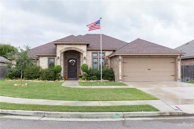 McAllen Single Family Home For Sale: 7205 N 59th Street