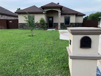 Weslaco Single Family Home For Sale: 317 Red Ant Drive