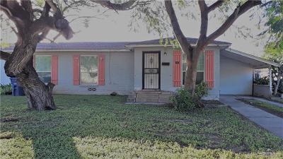 McAllen Multi Family Home For Sale: 800 Redwood Avenue