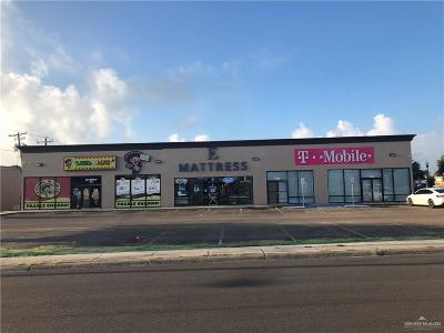 Mission Commercial For Sale: 708 N Conway Avenue