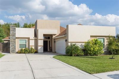 McAllen Single Family Home For Sale: 3600 N 42nd Street