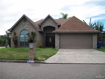 McAllen Single Family Home For Sale: 7501 N 21st Street