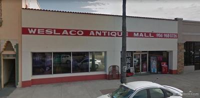 Weslaco Commercial For Sale: 431 S Texas Boulevard