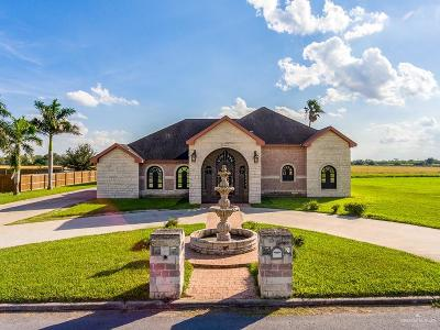 Weslaco Single Family Home For Sale: 3006 Rosalinda Street