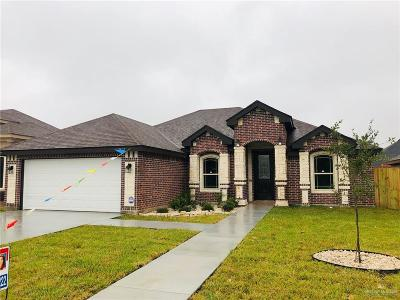 Weslaco Single Family Home For Sale: 1912 Page Avenue