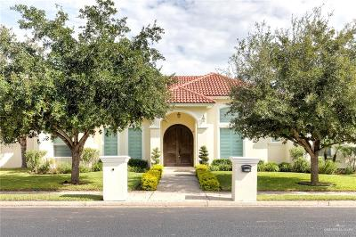 Mission Single Family Home For Sale: 1409 S Stewart Road