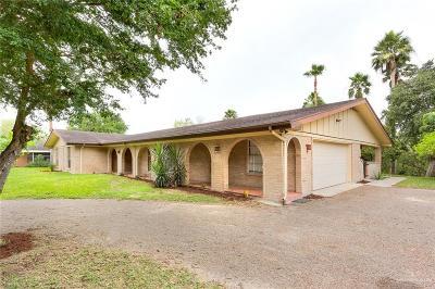 Harlingen Single Family Home For Sale: 2209 S Parkwood Drive