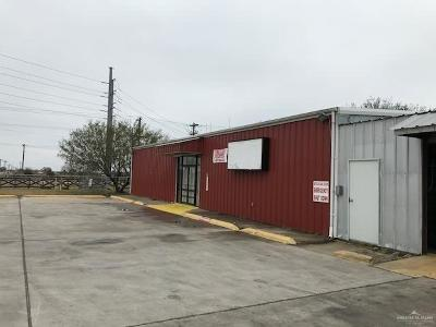 Mission Commercial For Sale: 11411 W Monte Cristo Road