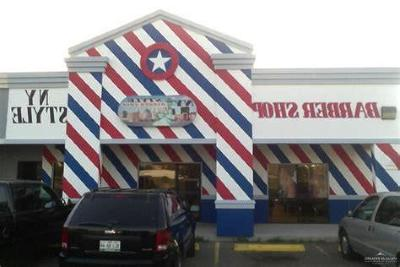 Pharr Commercial For Sale: 2900 S Cage Boulevard