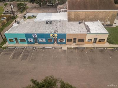 Mission Commercial For Sale: 1416 & 1410 N Conway Avenue