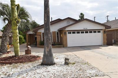 Alamo Single Family Home For Sale: 906 N Citrus Drive