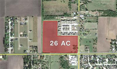 Harlingen Residential Lots & Land For Sale: N Stuart Place Road