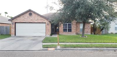 McAllen TX Single Family Home For Sale: $135,900