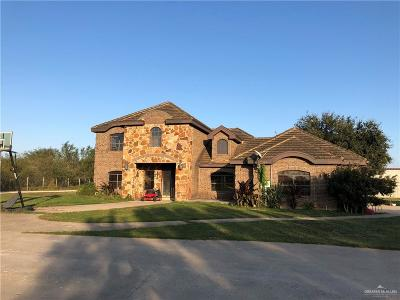 Weslaco Single Family Home For Sale: 6622 N Mile 6 Road