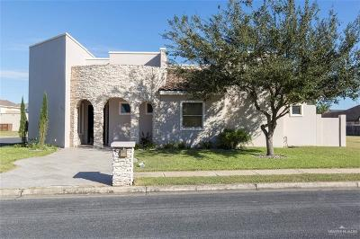 McAllen TX Single Family Home For Sale: $289,000