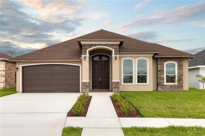 Edinburg Single Family Home For Sale: 5425 San Diego Drive