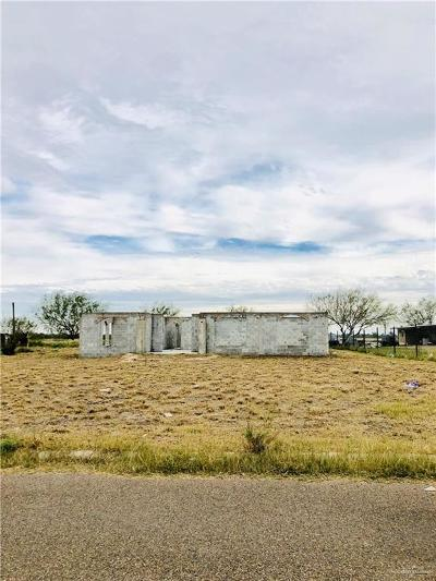 Edinburg Single Family Home For Sale: 16016 Las Canas Drive