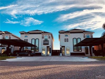 Pharr Multi Family Home For Sale: 1407 W Kiwi Avenue