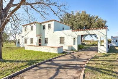 Mercedes Single Family Home For Sale: 1860 Mile 6 North