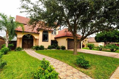 McAllen Single Family Home For Sale: 4508 Quince Avenue