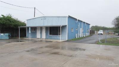 McAllen Commercial For Sale: 9120 N 23rd Street