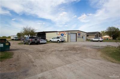 Pharr Commercial For Sale: 4909 N Veterans Boulevard