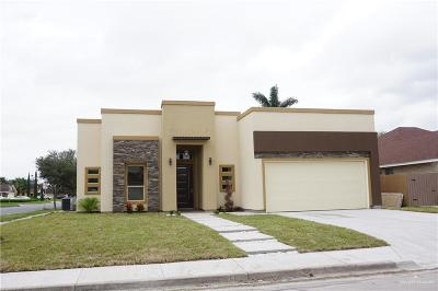 Brownsville Single Family Home For Sale: 4605 Espada Grande Avenue