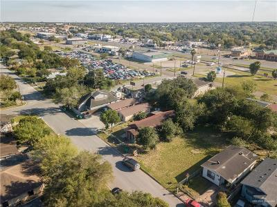 Pharr Residential Lots & Land For Sale: 715 W Clark Avenue