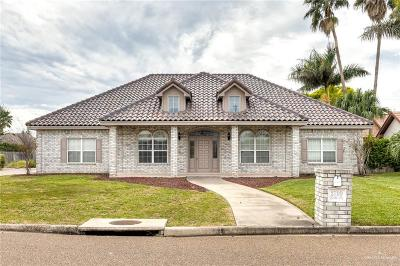 McAllen Single Family Home For Sale: 2709 Quail Avenue
