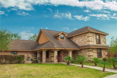 San Juan Single Family Home For Sale: 1009 Sun Chase Street