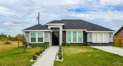 Mercedes Single Family Home For Sale: 6838 Vera Lane