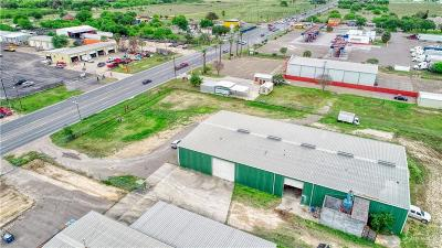 Mission Commercial For Sale: 4005 W Mile 3 Road