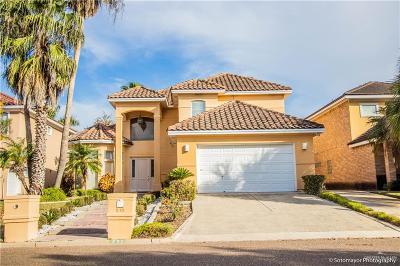 Mission Single Family Home For Sale: 830 Rio Grande Drive