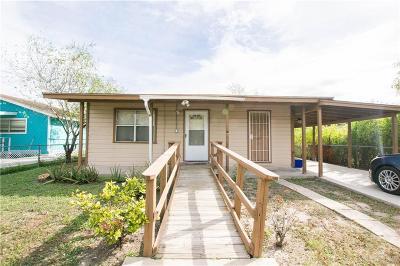 Harlingen Single Family Home For Sale: 1317 Eye Street